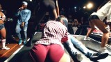 Did this Guy bust in his Jeans during a Twerking Contest ?