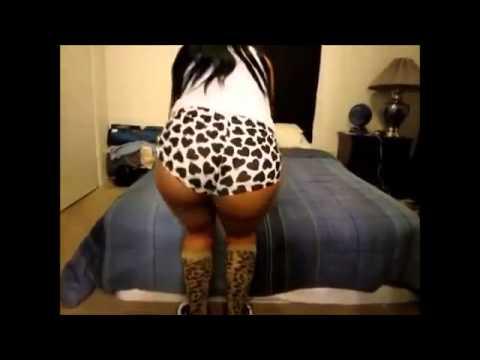 Best Bedroom Twerk Video 2014 booty shaking contest winner