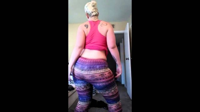 2014 WHOOTY TWERK – White Girl Booty Bouncin to Go Crazy by D-Tre!