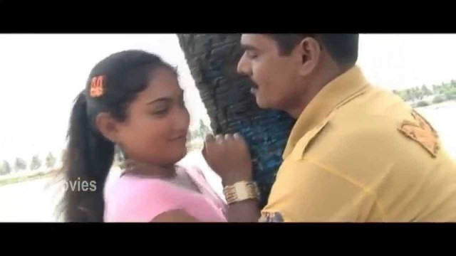 Hot College Girl Uncontrolled Hot Showing Her Body to Police in Kadhal Killi Kilippu Tamil Hot Movie