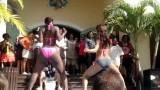 Miss Margaritaville Grand Turk Island 2012!! Turks & Caicos Best Booty Shaking Ever!!