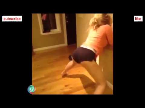 TWERKING OMG! White Girl Big Booty Shaking! MUST WATCH! part 10