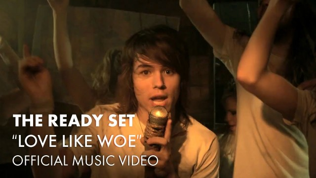 The Ready Set – Love Like Woe [Official Music Video]