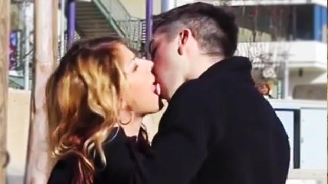 Kissing Prank – Ring Pop Proposal – How to Kiss HOT Girls – Kissing Strangers – Funny Pranks 2014