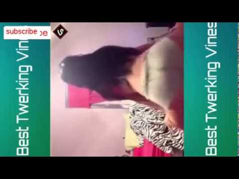 awesome girl twerking must watch new twerking videos part 34 YouTube   YouTube