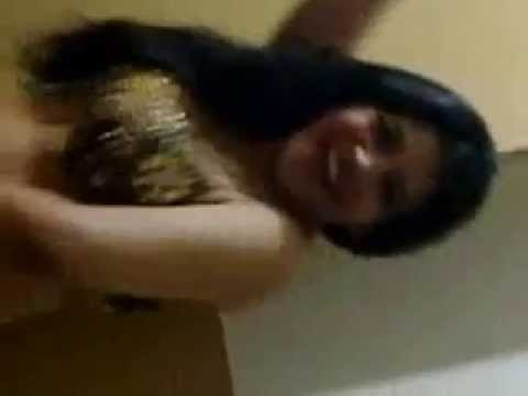 College Girl Hot Dance in Front Of Her Boyfriend