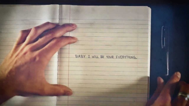 """Boys Like Girls """"Be Your Everything"""" OFFICIAL LYRIC VIDEO"""