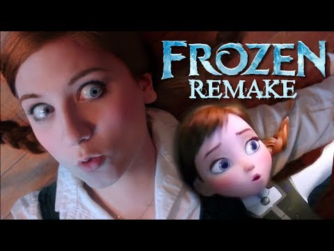 Frozen – Do You Want To Build A Snowman (music video)