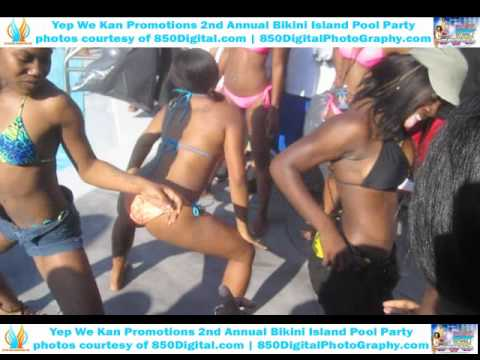 Yep We Kan Promotions Bikini Island Pool Party Booty Shaking Contest – TaurisDigital