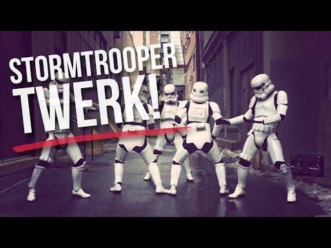 Stormtrooper Secrets: Hip Hop Twerk – 4K