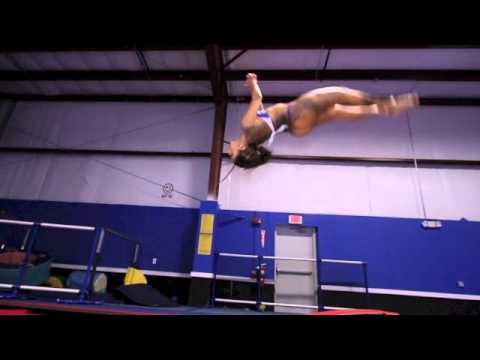 Wankaego the Gymnast