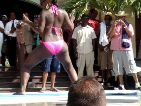 Grand Turk Island Margaritaville 2012!! Turks & Caicos BEST Booty Shaking Ever!!! Pinky Part 3