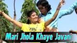 Mari Jhola Khaye Javani | Desi College Girl Dancing on Rajasthani Lokgeet | Rajasthani Hot Song