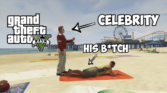Celebrity In GTA 5! (Funny Moments with MeetJuju)