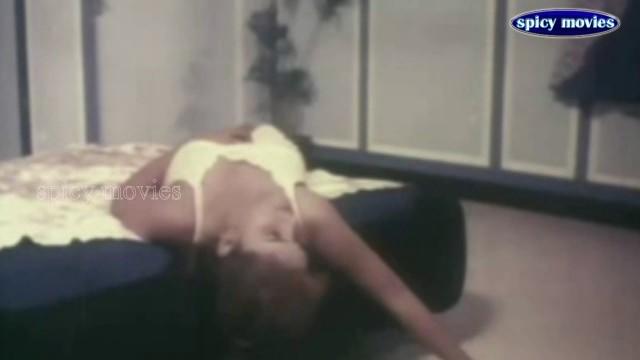 College Girl Dream hot Romance with Boyfriend in Bedroom