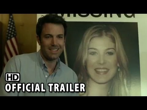 Gone Girl – Official Trailer (2014) HD