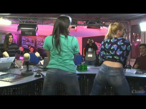 Irene Junquera y Daniela Blume – Twerking