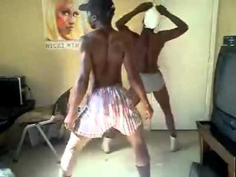 Team twerk – Male twerking edition