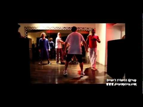 Zumba Fitness Red and White Party – Latin Fever Nightclub – Booty Shaking Contest – Canada
