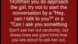 How to ask a girl out! (Works 100%)