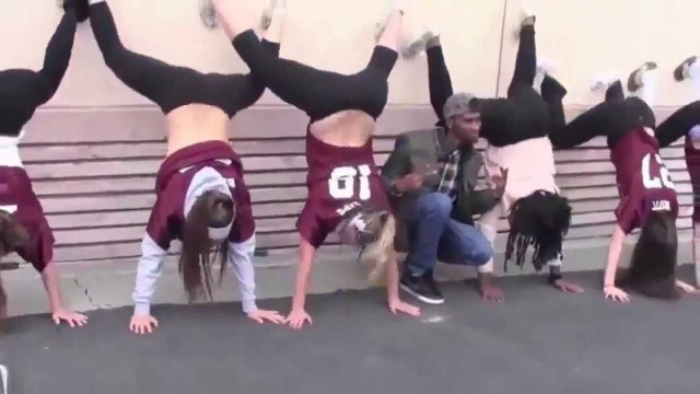 Scripps Ranch High School Twerk Video #freethetwerkteam