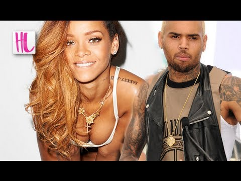 Rihanna Disses Chris Brown While Twerking To Drake