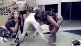 Miley Cyrus twerking videos montage