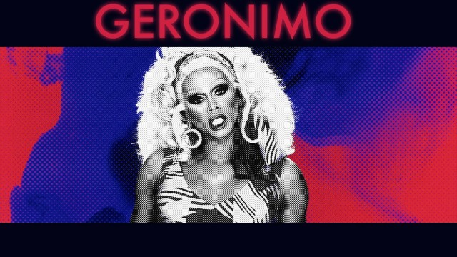 RuPaul's Geronimo Music Video