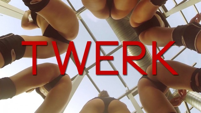 Sexy TWERK Choreography – HOT ! ! !